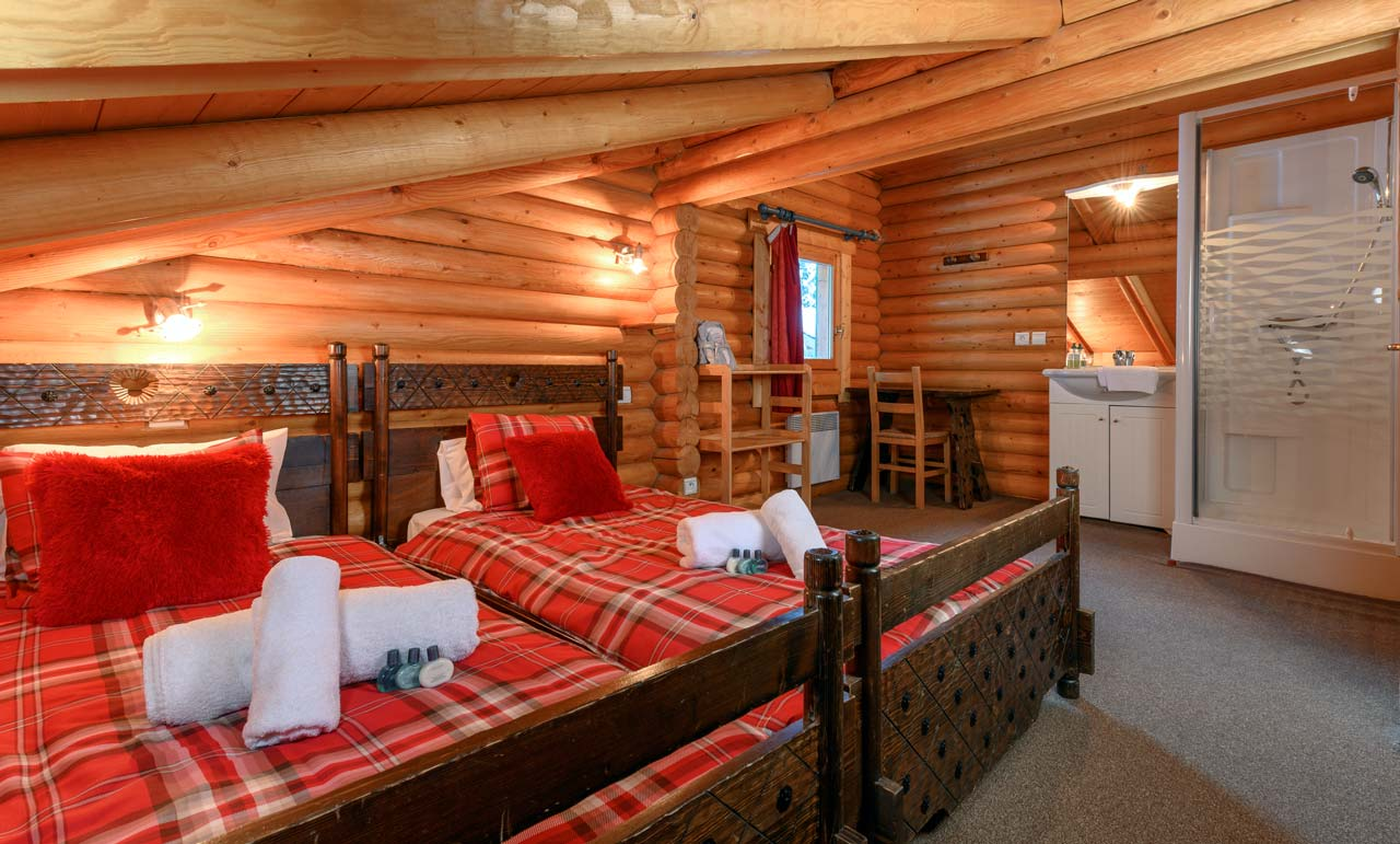 Chalet Baikal Whole Room 9