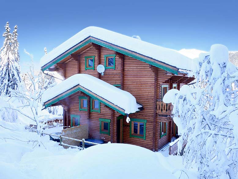 Chalet Baikal from The Freeride Republic