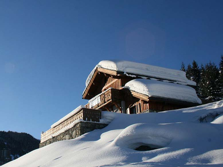 Chalet Barragiste From The Freeride Republic