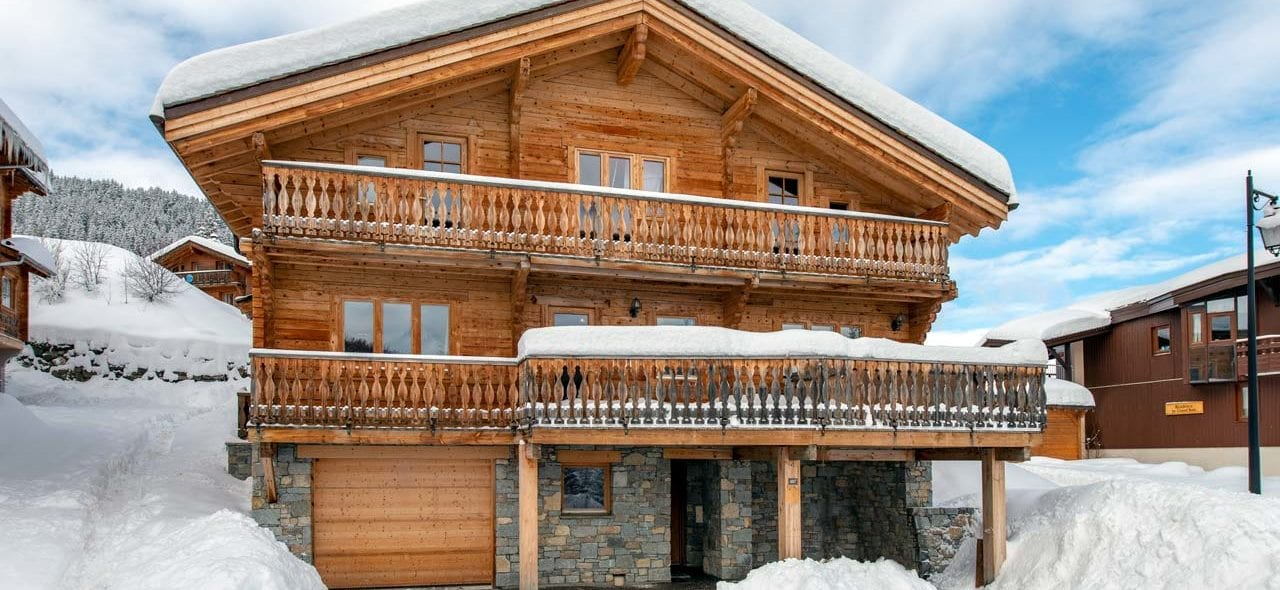 Chalet Aurelia From The Freeride Republic