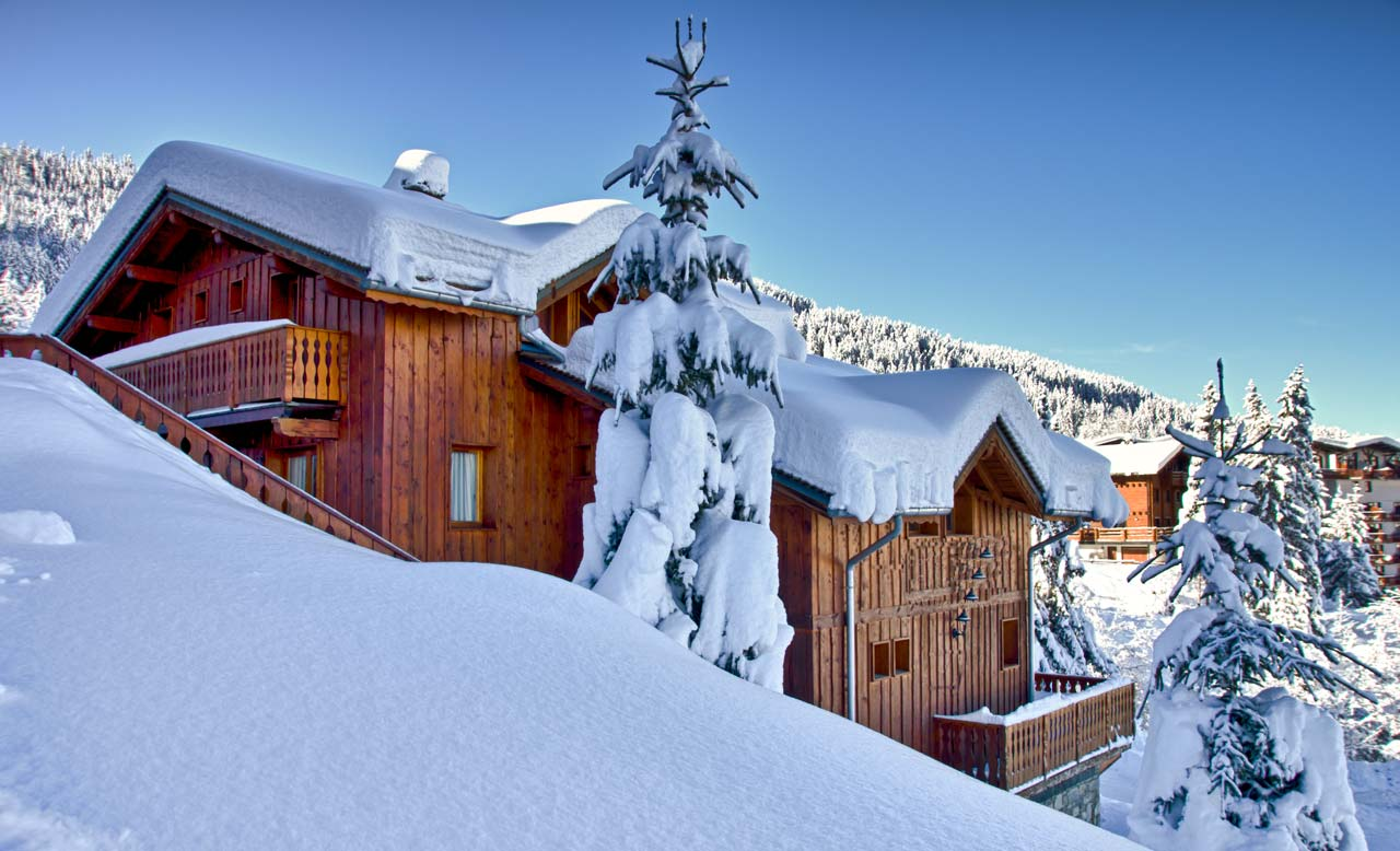 Chalet Topaz from The Freeride Republic