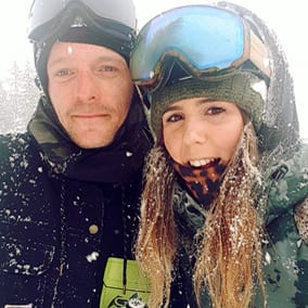 The Freeride Republic Chalet Hosts Rachel And Jack