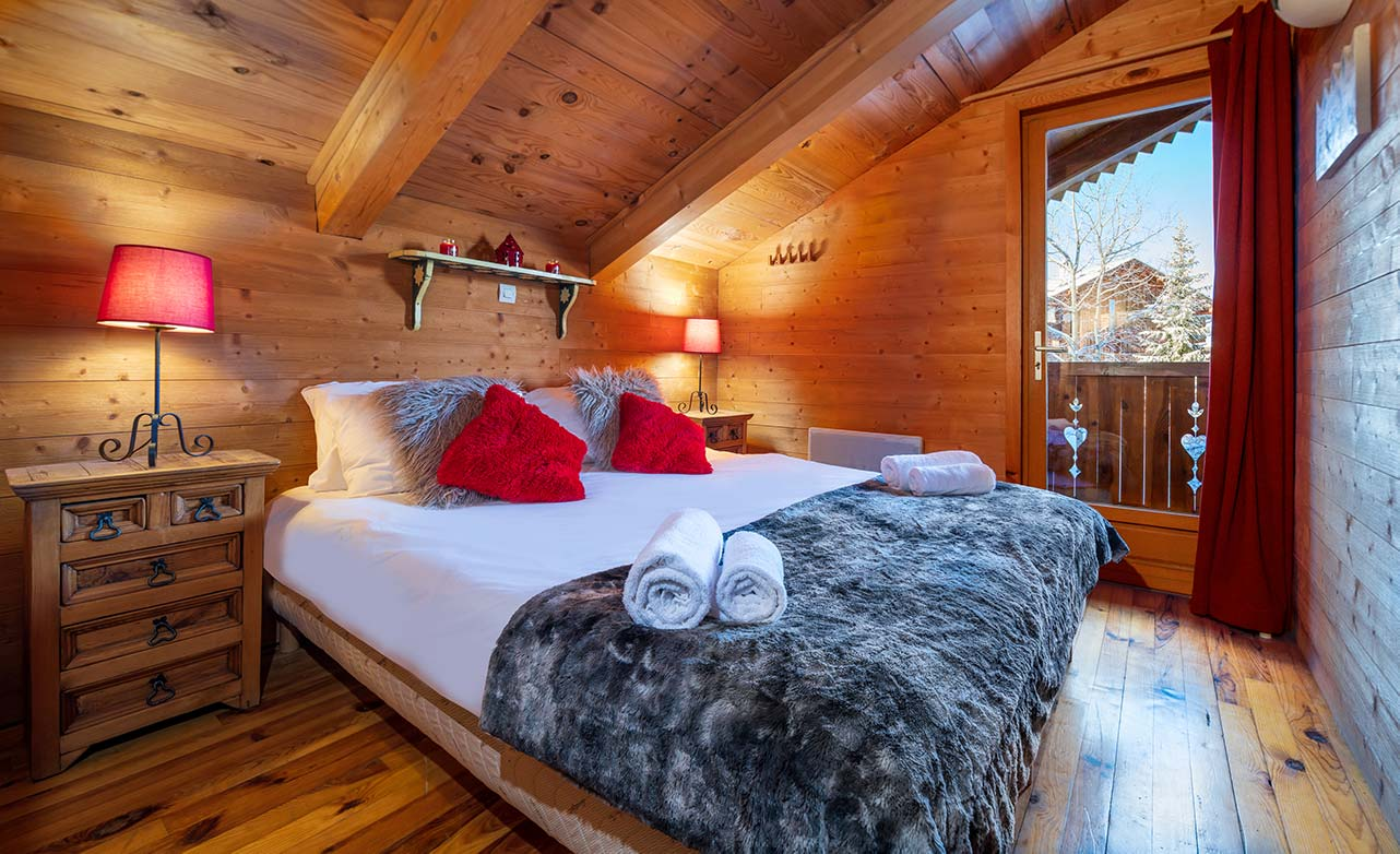 Chalet Cote Coeur Bedroom_double_1
