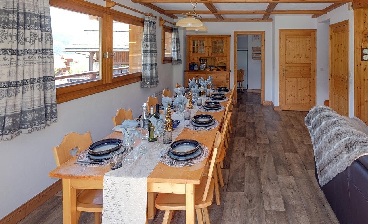 Chalet Himalaya - Dining Room 2