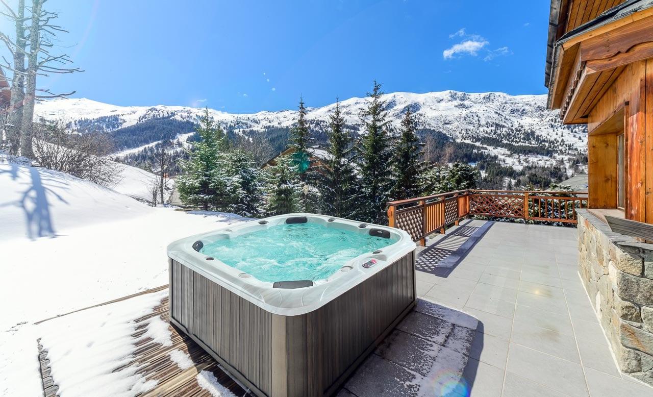 Chalet Himalaya - Hot Tub